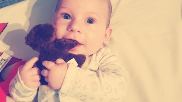Matyášek, 4 měsíce