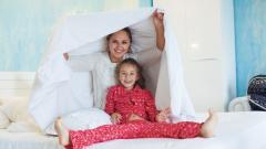 """""""Alou do postele!"""" 6 extra tipů, jak naučit děti spát"""