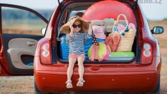 Čeká nás první cesta s dítětem: Na co nezapomenout?