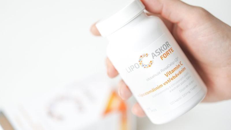 Vitamín C snižuje riziko vzniku mnoha závažných onemocnění. Zdroj: Redakce.