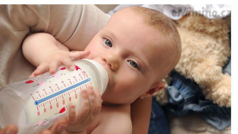 Pořídit dětskou lahev nebo hrneček s pojistkou? Zdroj: NUK