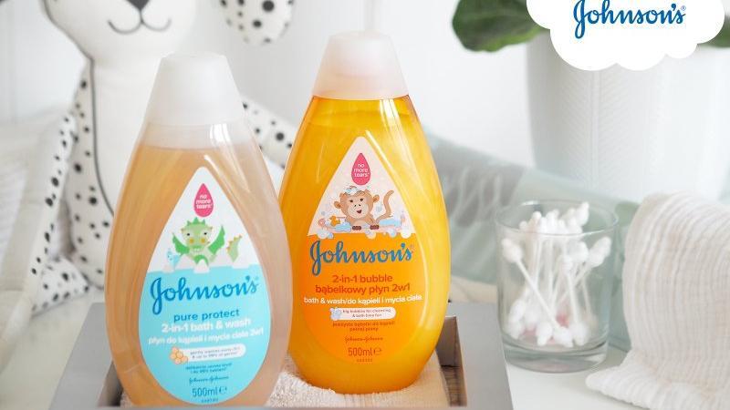 Přihlaste se také a získejte krásnou dětskou kosmetiku JOHNSON'S®. Zdroj: Johnson's.