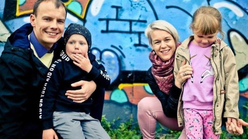 Rodina se brzy rozroste o dalšího člena. Zdroj: Edita Strusková.