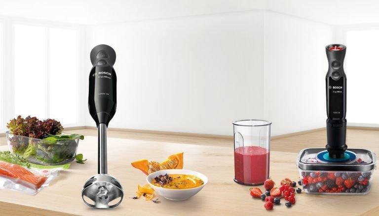 Vakuování je skvělým způsobem, jak uchovat potraviny déle čerstvé. Zdroj: Bosch.