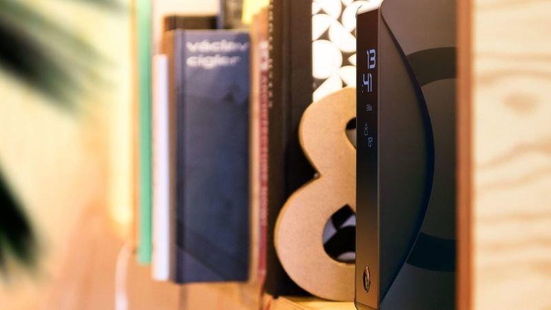 Vhodné umístění modemu je klíčem k dobrému signálu Wi-Fi. Zdroj: O2.