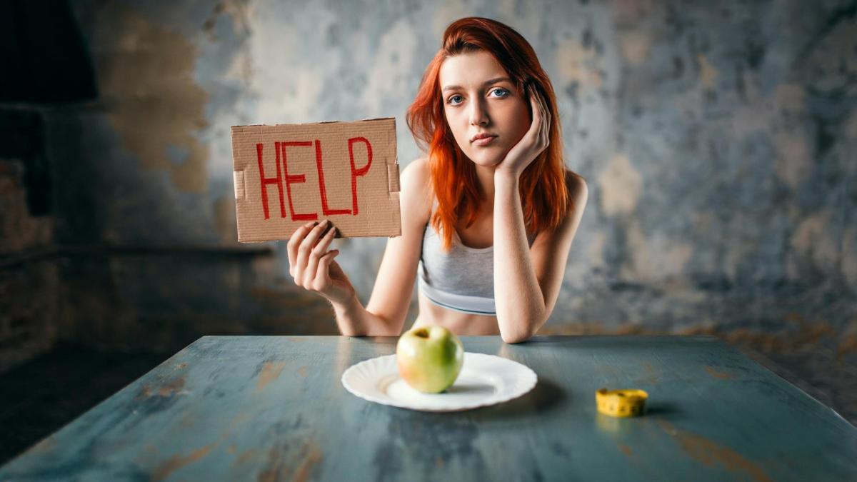 Léčba anorexie a jiných poruch příjmu potravy se nesmí podceňovat