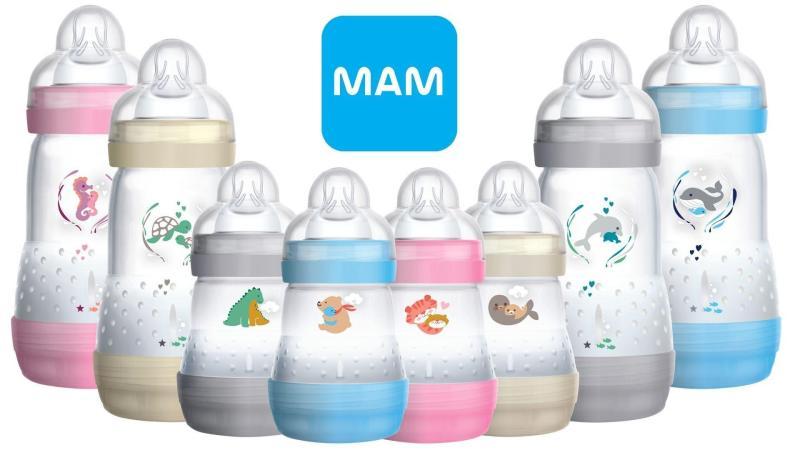 Produktová fotka Anti-Colic lahví MAM